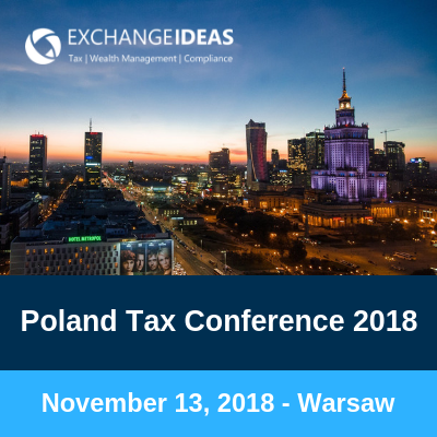 Poland Tax Conference 2018
