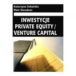 Inwestycje private equity / venture capital